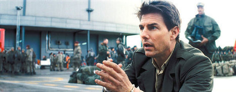 Tom Cruise à Paris, NYC et Londres le même jour (08.05.2014) | Edge of Tomorrow - Premiere Stunt | Scoop.it