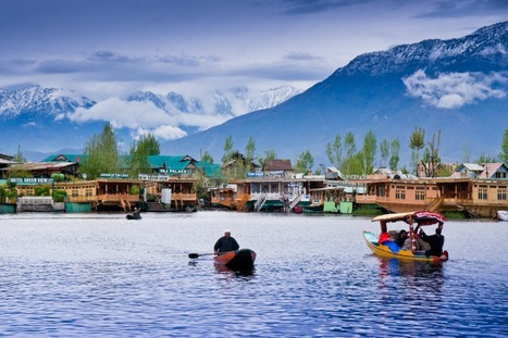 Kashmir, truly a piece of heaven, attracts tourists like a magnet... | India Holiday Destinations | Scoop.it