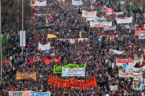 Movilizaciones previas a gran marcha por la educación - Diario y Radio Uchile | construcciones politicas latinoamericanas | Scoop.it