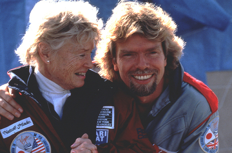 Best Advice: No Regrets, and Practicing What You Preach ~Richard Branson | Sizzlin' News | Scoop.it