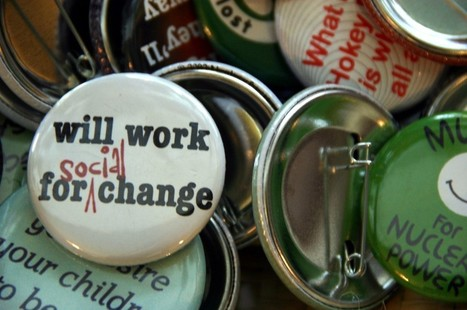 8 Social Good Changemakers to Watch | User Guide for Social Media for Nonprofits | Scoop.it