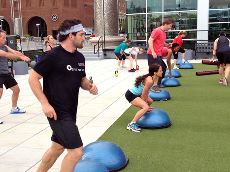 3 Reasons to Participate in Small Group Personal Training   O2 Fitness   Sports Ethics: Givens, J.   Scoop.it