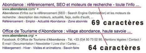 Google augmente la taille du titre des pages dans ses résultats | Mon Community Management | Scoop.it