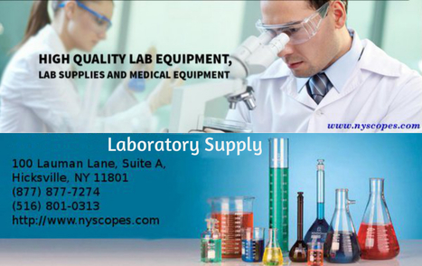 Different Types Of Laboratory Products And Their Usages | New York Microscope Company | Scoop.it