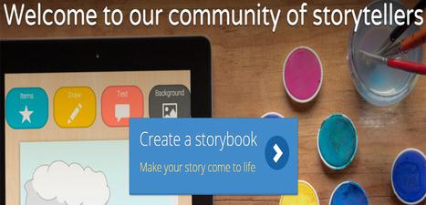 Crea una historia online con MyStorybook - Instituto de Tecnologías para Docentes | Yo Profesor | Educacion, ecologia y TIC | Scoop.it