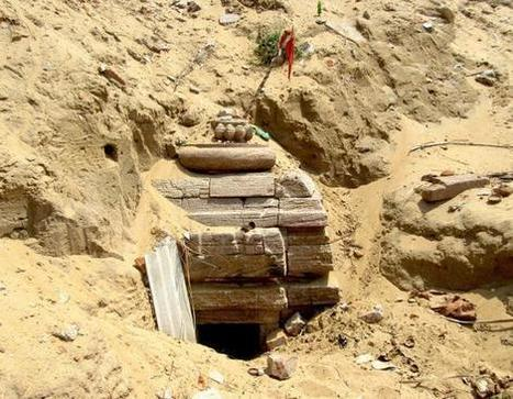 1,200 year old temple found buried in Odisha sand | Histoire et Archéologie | Scoop.it
