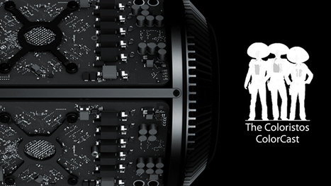 "The Coloristos benchmark the ""New Mac Pro""  (Audio 56:07) | DaVinci Resolve | Scoop.it"