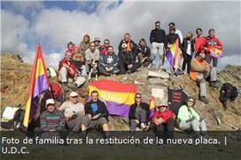 El Puerto Viejo de Bielsa recupera la placa en memoria de los exiliados | Vallée d'Aure - Pyrénées | Scoop.it