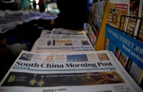 Alibaba s'offre le quotidien de référence anglophone de Hong Kong | DocPresseESJ | Scoop.it