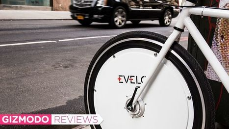 Make Any Bike Electric With This Add-On Wheel   News we like   Scoop.it