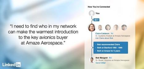Linkedin lance un outil pour faciliter les recommandations professionnelles - #Arobasenet | tout-nett | Scoop.it