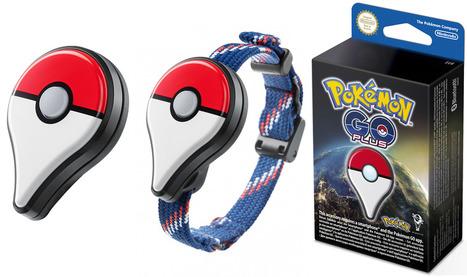Pokémon Go Plus : le bracelet connecté est repoussé à septembre | La Wearable Tech | Scoop.it