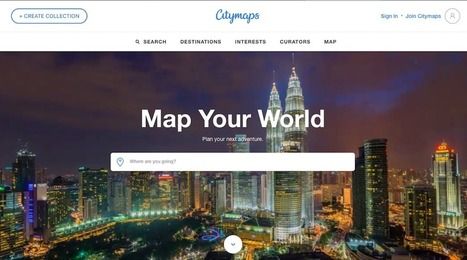 TripAdvisor Buys Citymaps to Deepen Location-Based Activities Marketing | Tourism Social Media | Scoop.it