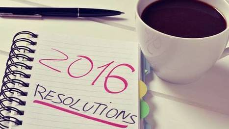 Les bonnes résolutions pour 2016 | En français, au jour le jour | Scoop.it