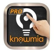 Knowmia Teach Pro: iPad Lesson Creation Tool | ipadseducation | Scoop.it