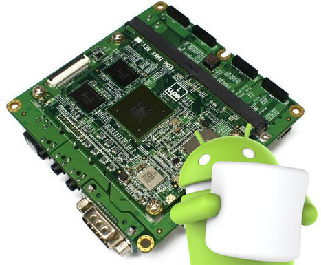 Wandboard Development Boards Get Android 6.0 Marshmallow Support | Embedded Systems News | Scoop.it
