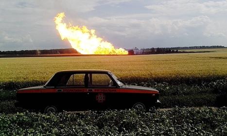 Ukraine investigates gas pipeline blast - The Guardian | GeoRisk | Scoop.it