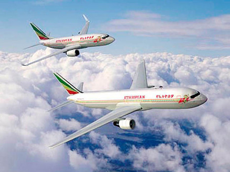 Ethiopian Airlines revient aux Seychelles - Air-Journal | News des Compagnies Aériennes de l'Océan Indien | Scoop.it