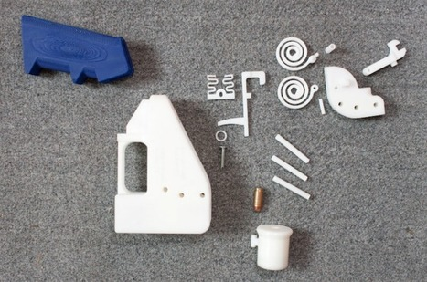 State Department Demands Takedown Of 3D-Printable Gun Files For Possible Export Control Violations | gun control | Scoop.it