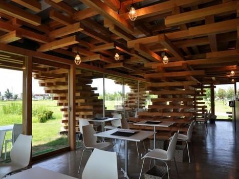 Kengo Kuma ou l'art de la réinterprétation | Architecture pour tous | Scoop.it