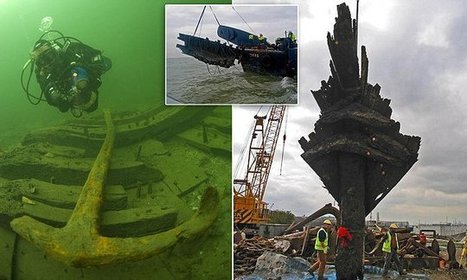 The Queen's own pirates: Ship which 'plundered thousands in treasure for ... - Daily Mail | UK DETECTOR NET Latest News | Scoop.it