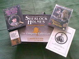 Sherlock Holmes Collectibles The Complete Collection jeremy brett + Matt Frewer | Doyleockian | Scoop.it