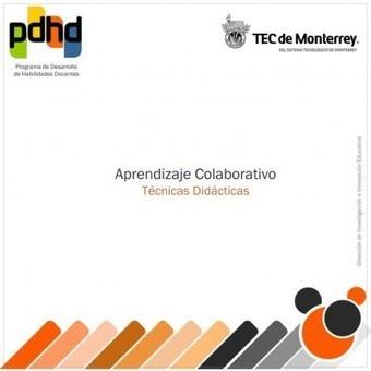 Aprendizaje Colaborativo Técnicas Didácticas - Orientacion Andujar | Educaglobal | Scoop.it