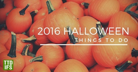 2016 Halloween Things to Do | Things To Do in Fort Smith | Fort Smith AR News | Scoop.it