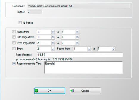 ¿Cómo extraer imágenes de un archivo PDF? - Tecnología Fácil | Educacion, ecologia y TIC | Scoop.it