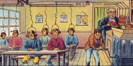 Des cours de mathématiques vraiment pas comme les autres | CDI Lycée Berthelot | Scoop.it