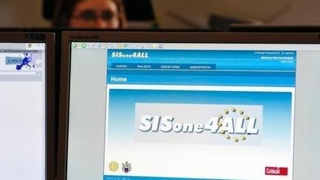 Environ 27'000 vols de données Schengen concernent la Suisse | Intervalles | Scoop.it