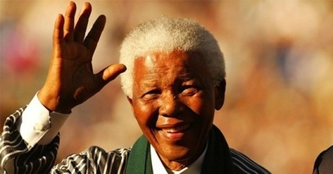 Nelson Mandela's Legend: 7 Leadership Lessons | The Key To Successful Leadership | Scoop.it