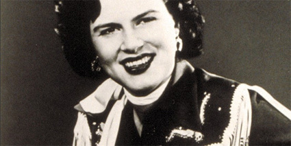 Sweet Dreams: The World of Patsy Cline   Struggle of Women in Country Music   Scoop.it
