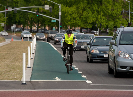 Rebuilding Place in the Urban Space: Nice piece on creating the right environment for bicycling as transportation | Sustainable Futures | Scoop.it