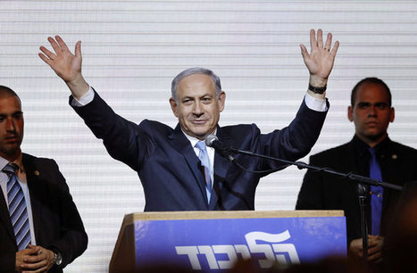 Netanyahu Soundly Defeats Chief Rival in Israeli Elections | Upsetment | Scoop.it