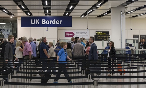 Net migration to UK soars by 39 per cent to 243,000 | ESRC press coverage | Scoop.it