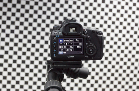 How DxO Labs tests hot cameras like Canon's latest SLR | Photography Gear News | Scoop.it