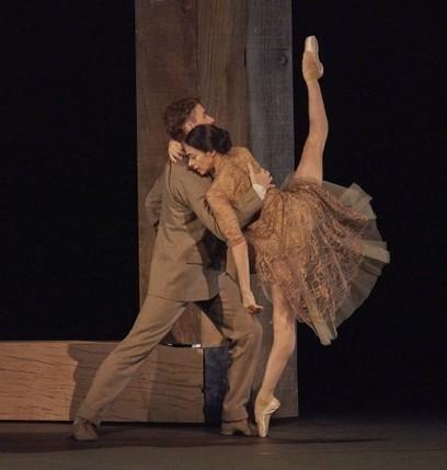 52-year-old ballerina Alessandra Ferri blows her teenage hologram self away in new ad   The Art of Dance   Scoop.it