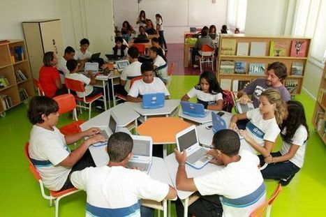 Nova metodologia de ensino com base na tecnologia começa no Rio | Science, Technology and Society | Scoop.it