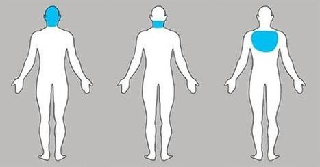 La douleur du corps est liée à la douleur spirituelle et émotionnelle | GénérAction | Scoop.it