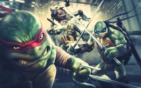 Raboule ta pizza, le premier trailer des Tortues Ninja est sorti   ON EST BEAUX - ON EST BOBOS   Scoop.it