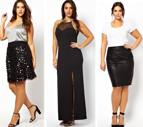Mode femme ronde : 15 raisons d'aimer la ligne ASOS CURVE (grandes tailles) | Befashionlike | News mode | Scoop.it