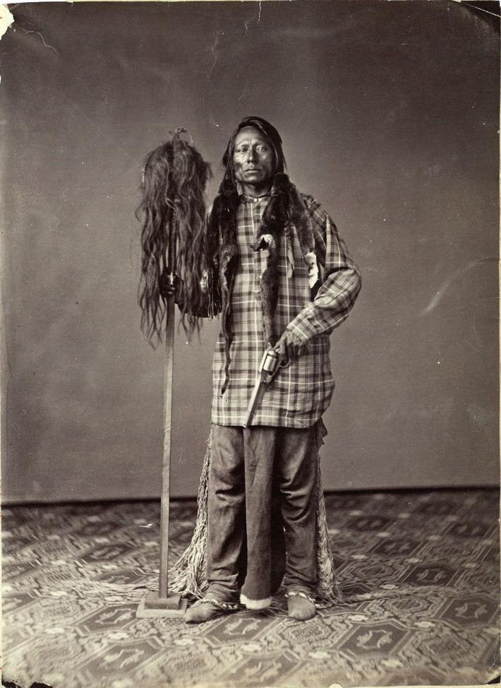 Ute Medicine Man 1895 | Cultural History | Scoop.it