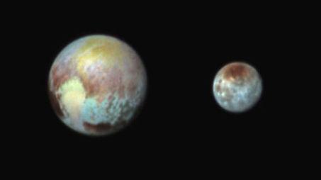 Pluton: la sonde New Horizons a «téléphoné à la maison» | Beyond the cave wall | Scoop.it