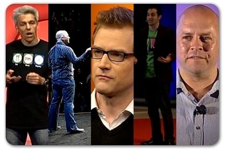 5 TED talks every marketer should watch | ProfessionalDevelopment PerfectionnementProfessionnel | Scoop.it