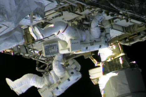 Ruimtestation ISS krijgt 3D-printer | 3D and 4D PRINTING | Scoop.it