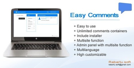 Easy Comments Download | PHP Scripts Download | Scoop.it