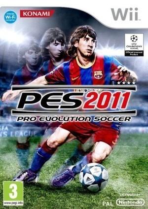 Pro Evolution Soccer 2011 [Multi]   Vivlawii   Scoop.it