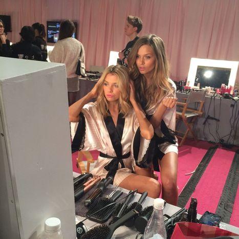 Victoria's Secret Models Favorite Beauty Tips | Best Fashion Week | Scoop.it