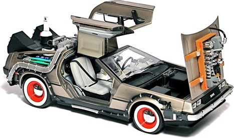 FRs Delorean Hard Drive | All Geeks | Scoop.it
